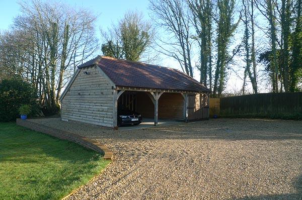 3-bay-oak-garage-and-car-ports