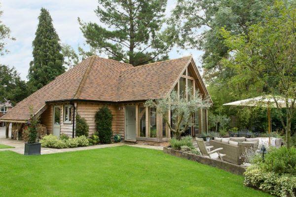 Bespoke Oak Frame Garden Room Extension6
