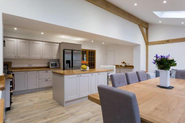 Oak Extension for Building