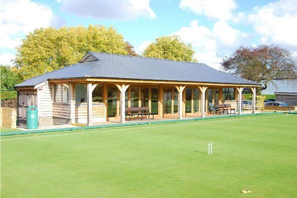Oak Framed Pavilion