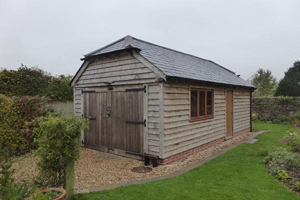 two-bay-tandem-oak-garage