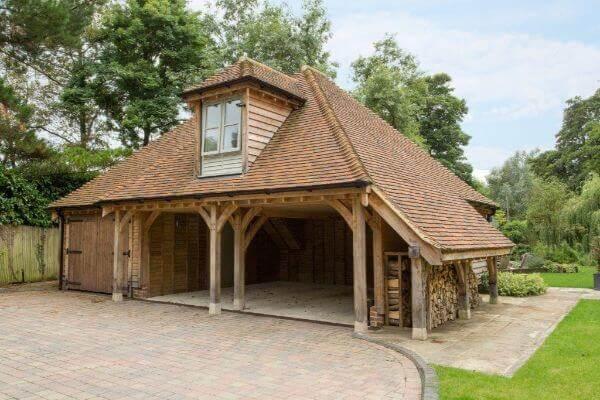 Bespoke Oak Buildings